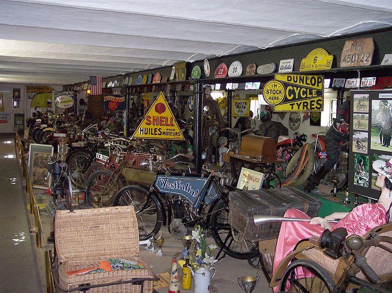 Tour Motorradmuseum Heiner Beckmann image