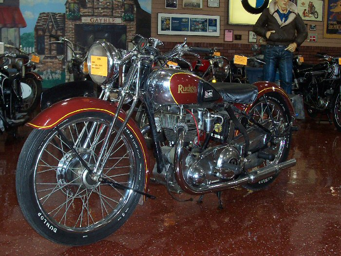 Tour The World of Motorcycles Museum image