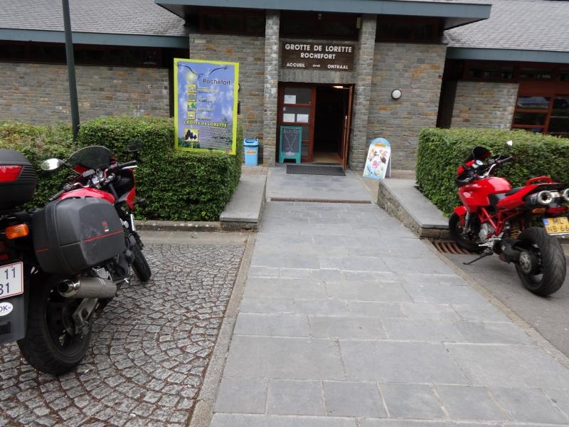 Tour Fra Ashford til Grotte De Lorette image