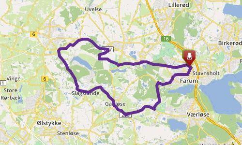 Tour Xpedit - Farum Rundtur image