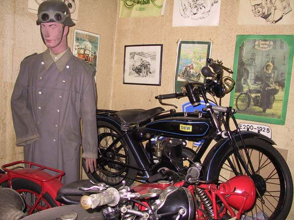 Tour Motorradmuseum Rebuschat | Gelsenkirchen-Horst image