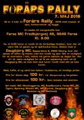 Tour FORÅRS RALLY 2016 image
