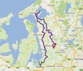 Tour 51_RO - AUDERØD HAVN - Veksø image