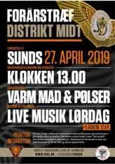 Tour 2019-07 Forårstræf v. HD Midland d 27-4-19 image