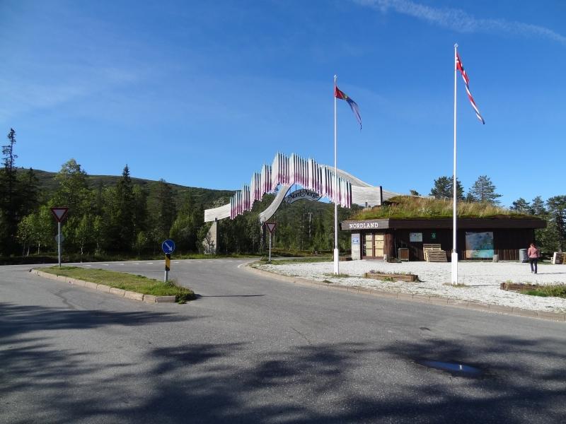 Tour Norge dag 4, Trondheim-Mo i Rana image