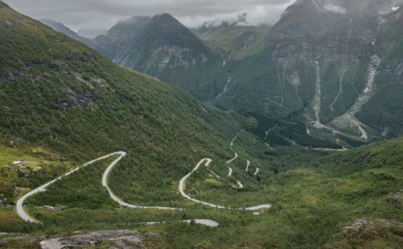 Tour Vestlandet fra Brevik image