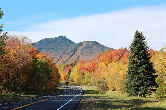 Tour MOA Getaway Vermont - Kancamangus Loop image