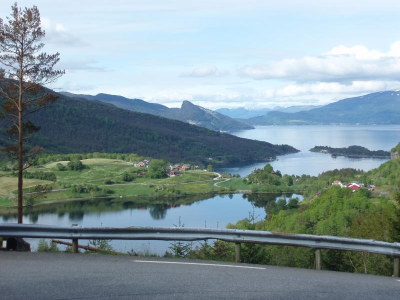 Tour Norge 2015, til hytten image