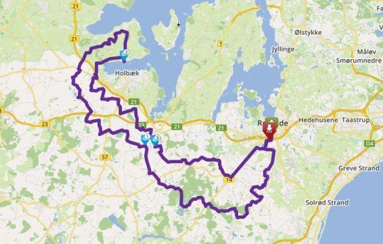 Tour 177_RO - HØRBY HAVN - RETUR image