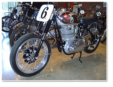 Tour Classic Motorcycles Museum image
