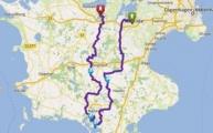 Tour 160_Ro - Basnæs - Munkholm image