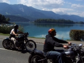 Tour St.Gallen (CH) - Faaker See (AT) image