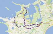 Tour 218_RO - Højby-KRO - HAVNSØ - RO image
