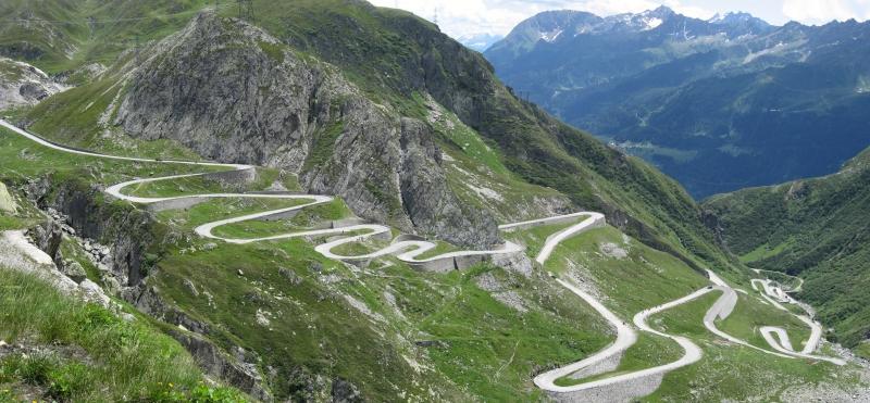 Tour Alpetur Del 5 Como til Pinerolo Italien image