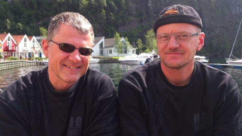 Tour Jimmy og BS's Norges Tur 2013 image