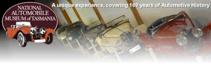 Tour National Automobile Museum of Tasmania image