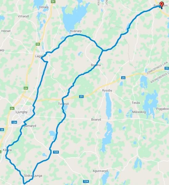 Tour Göteborg 2020-04-19 image