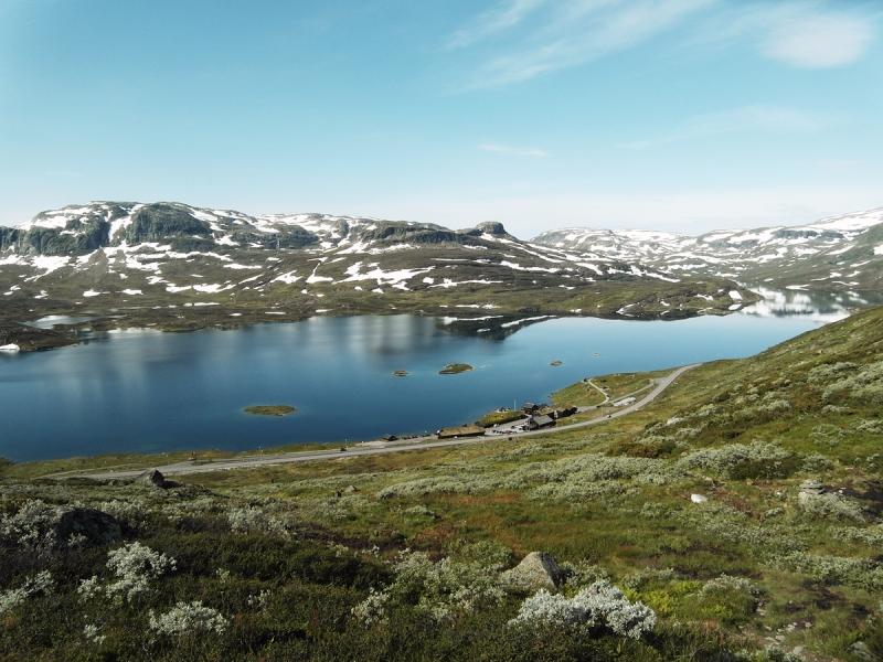 Tour Tuddal - Røldal over Hardangervidda image