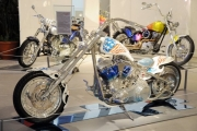 Custom Bike exhibition