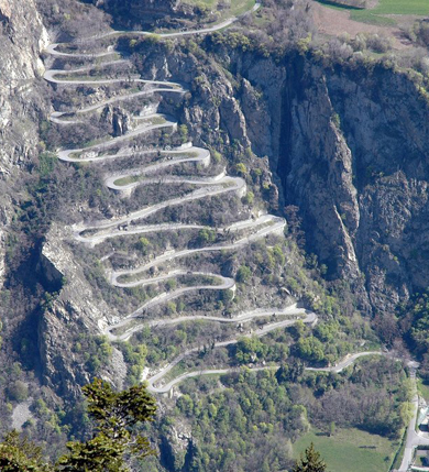 Garmin Gps Update >> Motorcykel tur Col du Chaussy & Madeleine i Frankrig