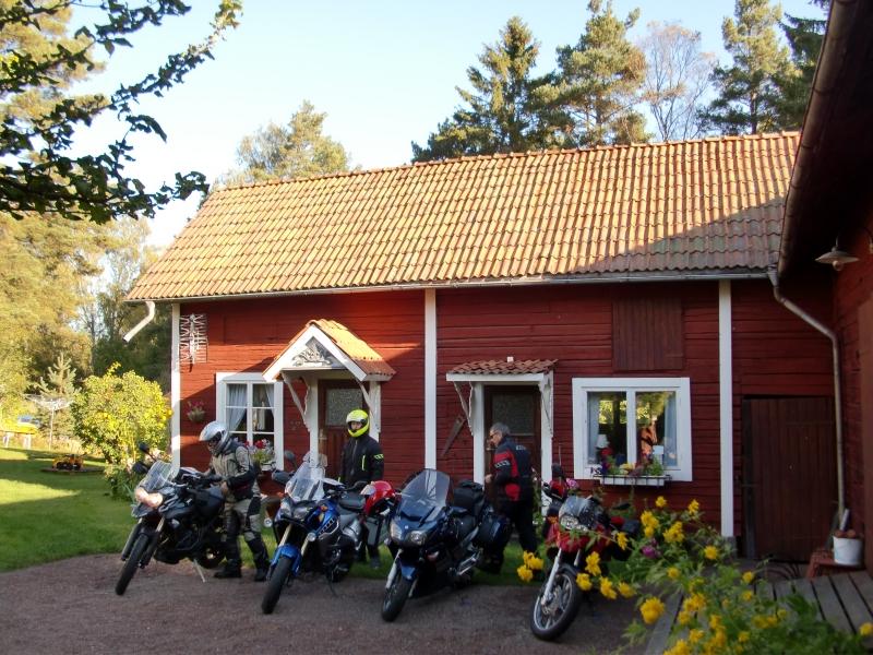 Tour Dalarna Lake Runn image