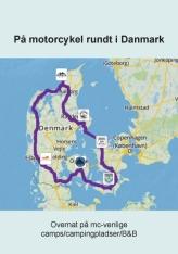 Tour DK rundt med 6 mc overnatningssteder image