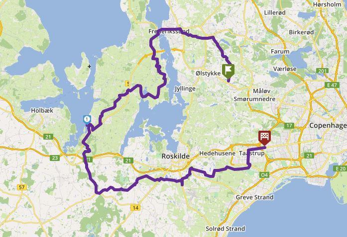 Tour 35_Veksø - SALLIES image