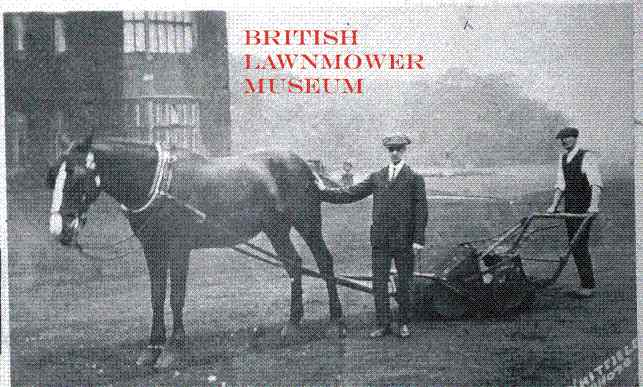 Tour British Lawnmower Museum image