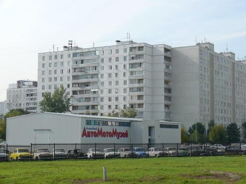 Tour Ломаковский Авто-Мото Музей image