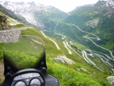 View furka pass