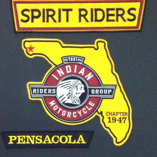 Tour IMRG 1947 IRIP 2016 Day 1 - Pensacola to Tupelo image