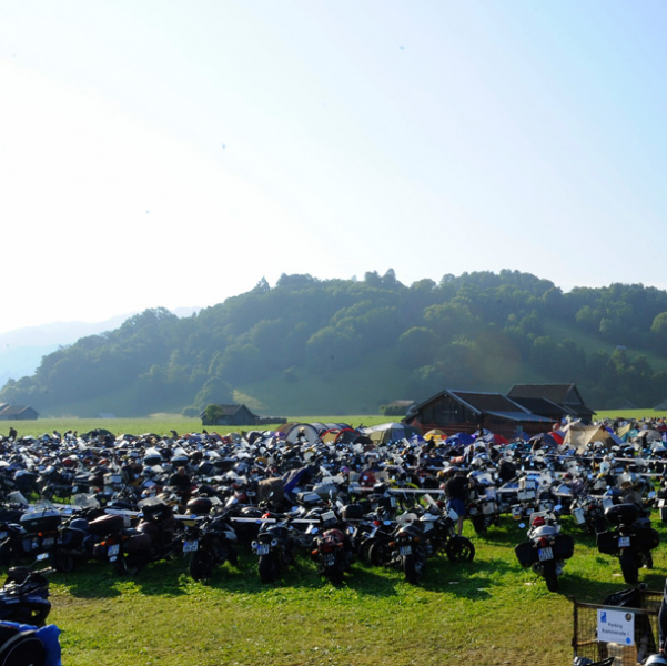 Tour BMW Motorrad Days 2015 image