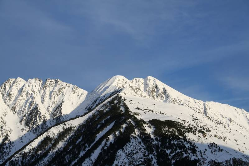 Tour Àreu - Pleta de Tavascan - Ski image