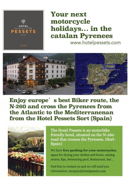 Tour N-260 Eix Pirinenc & Coll de Nargó image