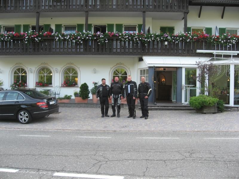 Tour Lazise til Hotel Mondschein image