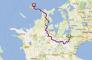 Tour 76_RO - ODDEN LYSTBÅDEHAVN image