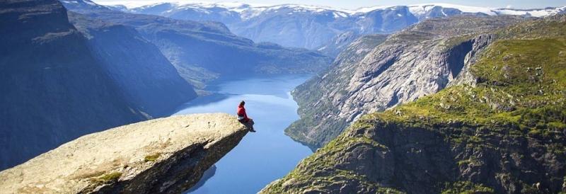Tour 5 dage i Norge fra Alebo image