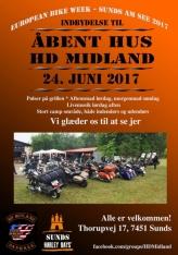 Tour 126. Åbenthus HD Midland d. 24-6-17 image