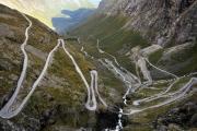 Tour Vespa Trollstigen Challenge 2013 image