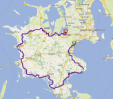 Tour 144_Midt- og Sydsjælland rundt image