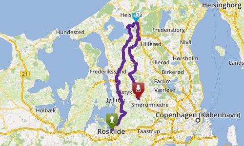 Tour 140_Ro - Pibermølle - Veksø image