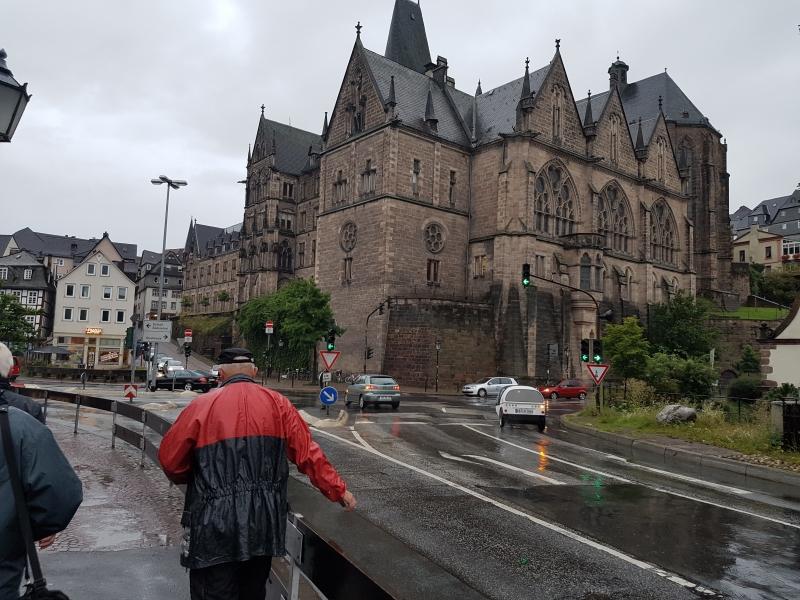 Tour Marburg-Mosbach (Schwarzwaldtour 2/8) image