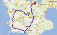 Tour 165_Haraldsted Sø - Karresbækminde - Borrevejle image
