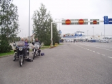 Finland Turku ferry port