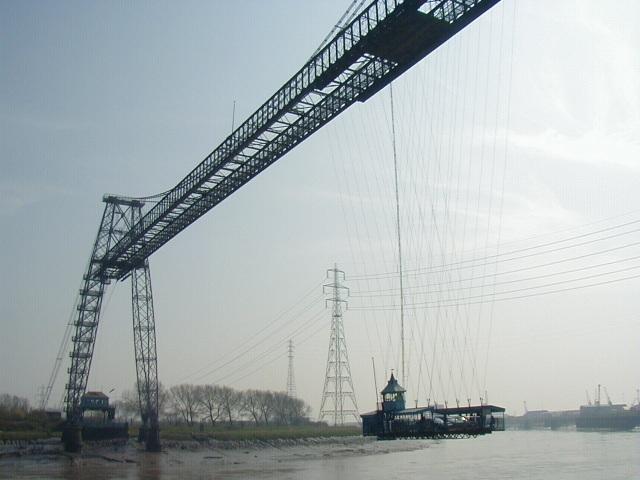 Tour Newport Transporter Bridge image