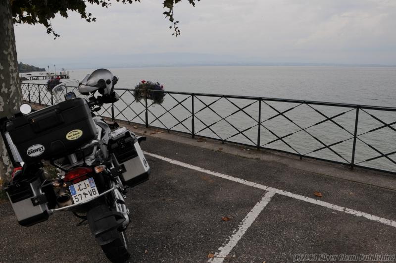 Tour Cluses-Evian Roundtrip image