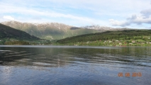 View from Ulvik 2013