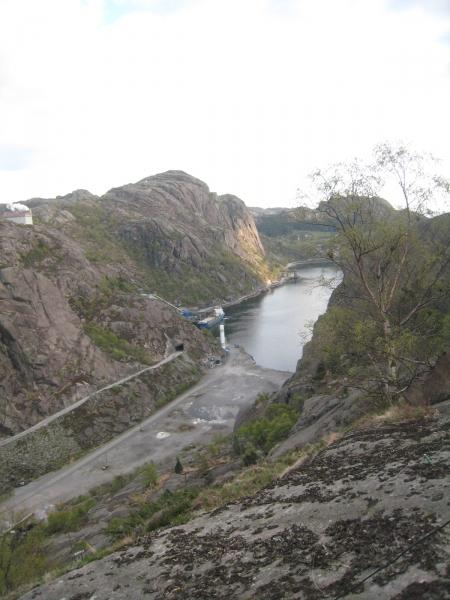 Tour Jøssingfjorden image