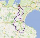 Tour 252_Ro - Køge - Kimmerslev - Ro image