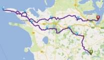 Tour 166_ Haraldsted Sø - Røsnæs - Munkholm image